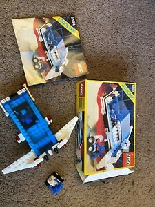 Lego vintage Space 6884 Futuron Aero Module complete with box and instructions
