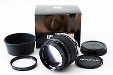 【Exc+++】Olympus OM-System Zuiko Auto-T 85mm f/2 with Many Accessory 176740