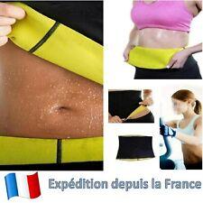 Ceinture De Sudation Amincissante Fitness Exercice Gaine Ventre Plat
