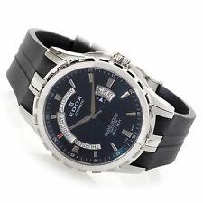 Edox 83006 3C ABUIN Men's Grand Ocean Teal Automatic Watch
