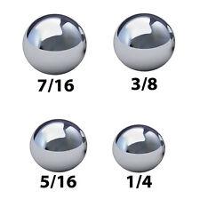 400 Qty Assorted Steel Slingshot Ammo SamplePak 1/4, 5/16, 3/8, & 7/16 Balls