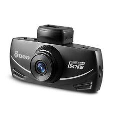 DOD LS475W 1080P Full HD WIDE ANGLE vista Dash Cam & 16 GB scheda SD