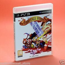 FAIRYTALE FIGHTS PS3  in italiano