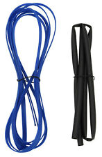 Apex RC Products 10' 6mm Blue Braided Servo Wire Wrap Kit #4002