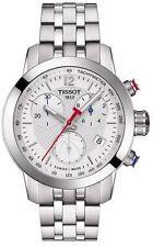 *BRAND NEW* Tissot Women's Silver Bracelet Steel Case Watch T055.217.11.017.00