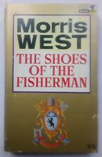 MORRIS WEST.THE SHOES OF THE FISHERMAN.S/B 1965 PAN X305,ROME RELIGION
