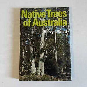 Native Trees of Australia Mervyn Millett Hardback Vintage 1971 Free Post