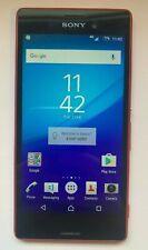 Sony Xperia M4 Aqua - 8GB-Rosso (Sbloccato) Smartphone Mobile