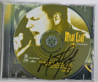 Meat Loaf Storytellers CD Signed Autograph Tower Records Philadelphia