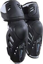 New 2021 Fox Racing Titan Pro Elbow Guard Black Large/X-Large