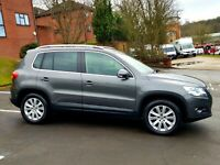 ** Volkswagen Tiguan 2.0L TDI 4 Motion DSG, Super Low mileage! A Must See**