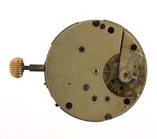 SWISS LEVER HIGH QUALITY POCKET WATCH MOVEMENT SPARES OR REPAIRS Z276