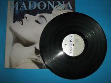 Dischi LP 33 giri Ottimo MADONNA TRUE BLUE - SIRE RECORDS 1986 - 92 5442-1
