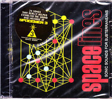 CD VARIOUS VARIOS spacelines (sonic sounds) SPAIN 2004 SPACEMEN 3 COMPILATION