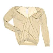 Damen-Pullover & -Strickware mit V-Ausschnitt aus Seidenmischung M