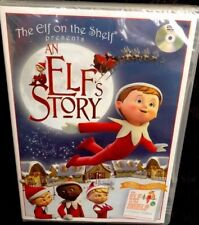 Elf on the Shelf® Presents An Elf's Story™ (DVD)Christmas~NEW~Sealed
