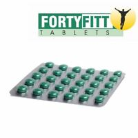 Charak Forty Fitt Tablets 30 Tabs Increases Muscle Mass And Strength Free ship
