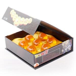 Anime Dragon Ball Ornaments 7 Stars Crystal Ball Collectible Figures Toys