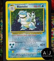 Blastoise 2/102 Base Set Holo WOTC Pokemon Card TCG NM Italian