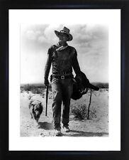 John Wayne Framed Photo CP0247
