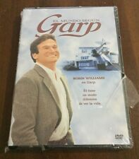 EL MUNDO SEGUN GARP - DVD - 131 MIN - ROBIN WILLIAMS NEW & SEALED NUEVA EMBALADA