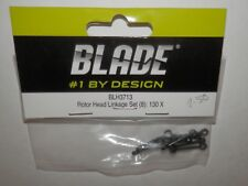 Blade Rotor Head Linkage Set (8) - 130 X #BLH3713 NIP