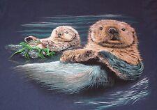 Otter Sault Ste. Marie T-Shirt Size Large U.S.A.