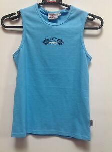 O'Neill Boardbabes Teens Blue Vest Top    M & L   £19.99    BNWT