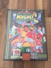 NEO GEO:     SUPER SIDEKICKS 2                 US