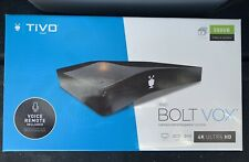 TiVo Bolt Vox 500 Gb Dvr and Streaming Media Player - 4K Uhd - 4 Tuners