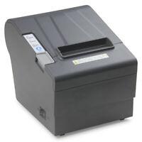 GSAN POS Thermal Receipt Printer 80 MM 3'1/8 USB+Serial+Ethernet/LAN Auto Cutter