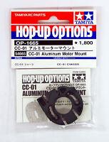 Tamiya 54665 (OP1665) CC-01 Aluminum Motor Mount