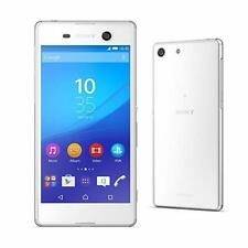 Sony Xperia M5 16GB White Unlocked Smartphone Excellent Condition