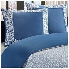 N Natori blue porcelain Euro sham- Clearance
