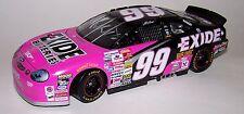 Jeff Burton Nascar Die Cast Stock Car #99 Exide Batteries 1:24 Scale New in Box