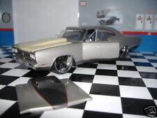 LEX'S SCALE MODELING Resin Cowl Hood for '69 GTX & '68 Road Runner 1/25 AMT