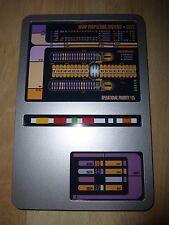 Star Trek DS9 Dominion War Era PADD Prop replica Warp Deep Space Nine