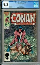 Conan the Barbarian #187 CGC 9.8 White John Buscema ONLY 4 GRADED 9.8