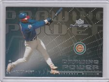 2000 Upper Deck MVP - Drawing Power #DP6 Sammy Sosa