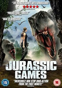 JURASSIC GAMES, THE (DVD) (NEW) (ACTION/ADVENTURE)
