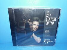 20th Century Guitar (CD, Project Aurora Recordings) BRAND NEW! A371