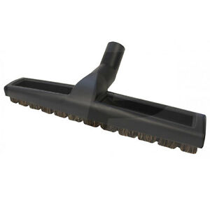 Hard Floor Brush with Wheels 32mm with Horse Hair 30m Wide