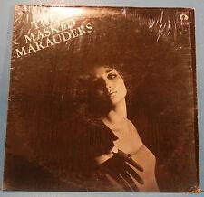 THE MASKED MARAUDERS SELF VINYL LP 1969 HOAX ORIG SHRINK GREAT COND! VG+/VG+!!