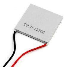 Cella di peltier TEC1-12706 57.2 W 5A 40x40mm 15.4V raffreddamento cpu cooler