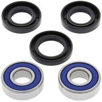 All Balls Front Wheel Bearing Seal Kit for Suzuki LT-160E 89-92,LT-185 84-87