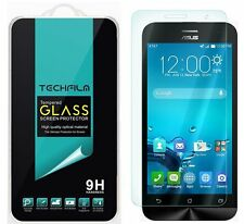 TechFilm® Tempered Glass Screen Protector Saver Shield For Asus ZenFone 2E