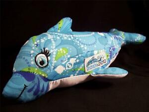 """Girl Scout Dolphin Plush Melissa & Doug 11"""" Stretchy Stuffed 2012-13 ABC Bakers"""