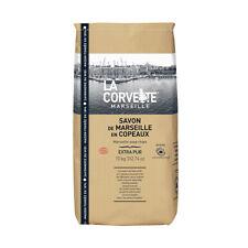 Savon de Marseille en Copeaux Extra Pur 10 kilos - La Corvette