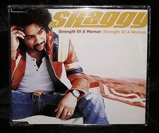 Shaggy - Strength Of A Woman - CD Single - Australia