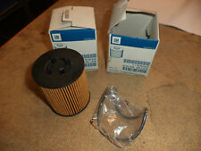 GENUINE VAUXHALL OIL FILTERS X 2 PART NO:9192426 FITS MANY PETROL MODELS NEW+